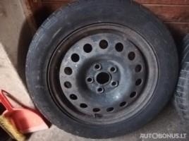 Plieniniai štampuoti ratlankiai | 1