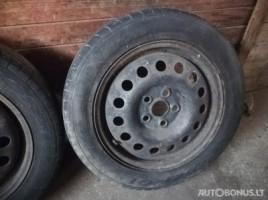 Plieniniai štampuoti ratlankiai | 2