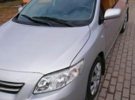 Toyota Corolla, sedanas | 3