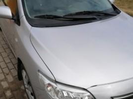Toyota Corolla, sedanas | 1