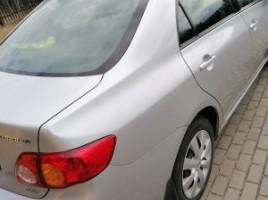 Toyota Corolla, sedanas | 2