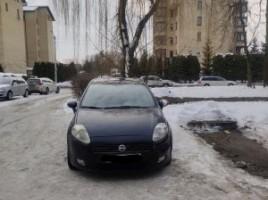 Fiat Grande Punto hečbekas