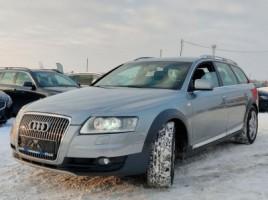 Audi A6 universalas
