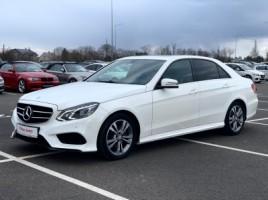 Mercedes-Benz E350 sedanas