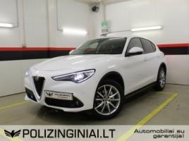 Alfa Romeo Stelvio внедорожник