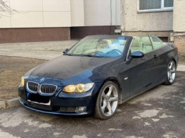 BMW 325 kabrioletas