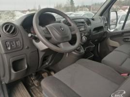 Renault Master 2.3 dCI, Krovininiai iki 3,5 t | 2