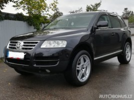 Volkswagen Touareg, Внедорожник | 2