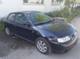 Audi hečbekas