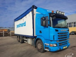 Scania R 440 LB6X2MNB, Savivarčiai | 2