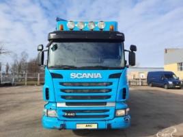 Scania R 440 LB6X2MNB, Savivarčiai | 1
