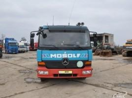 Mercedes-Benz 1223, Autovežiai | 2