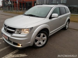 Dodge Journey, 2.0 l., visureigis | 0