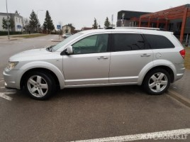 Dodge Journey, 2.0 l., visureigis | 1