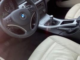 BMW 320, 2.0 l., sedanas   3