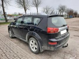 Peugeot 4007, 2.4 l., visureigis | 3