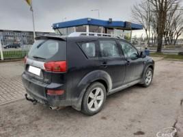 Peugeot 4007, 2.4 l., visureigis | 2