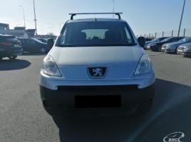 Peugeot Partner, 1.6 l., vienatūris   3