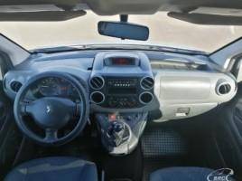 Peugeot Partner, 1.6 l., vienatūris   2