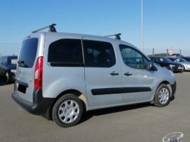 Peugeot Partner, 1.6 l., vienatūris   1