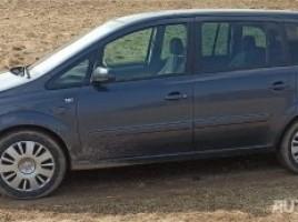Opel Zafira, 1.9 l., vienatūris   0