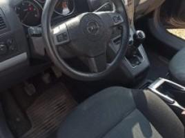 Opel Zafira, 1.9 l., vienatūris   4