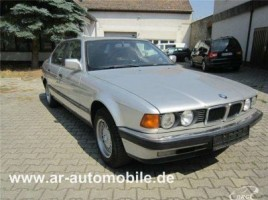 BMW 750, 5.0 l., sedanas | 1