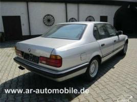 BMW 750, 5.0 l., sedanas | 2