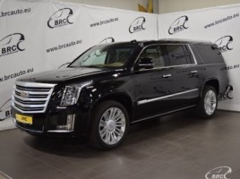 Cadillac Escalade, 6.2 l., Внедорожник | 0