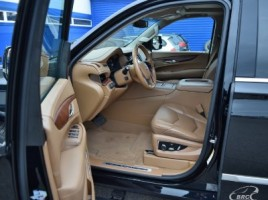 Cadillac Escalade, 6.2 l., Внедорожник | 2