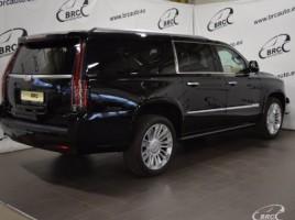 Cadillac Escalade, 6.2 l., Внедорожник | 1