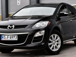 Mazda CX-7 visureigis