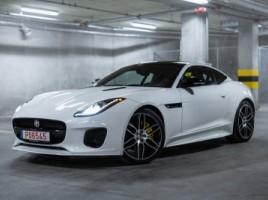 Jaguar F-Type kupė