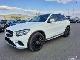 Mercedes-Benz GLC220 внедорожник