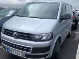 Volkswagen Transporter коммерческий
