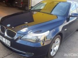 BMW 5 serija sedanas
