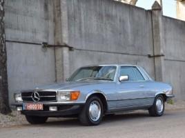 Mercedes-Benz SLC klasė kupė