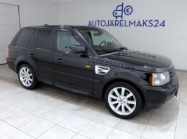 Land Rover Range Rover Sport внедорожник