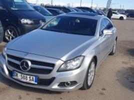 Mercedes-Benz CLS350 sedanas