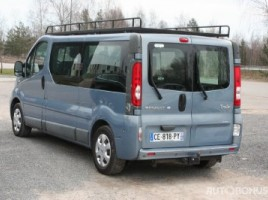 Renault Trafic, Keleiviniai iki 3,5 t | 3