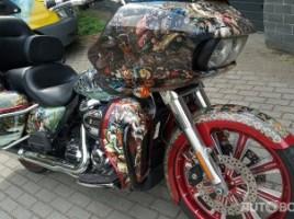 Harley-Davidson FLTR-FLTRI, Cruiser/Touring   1