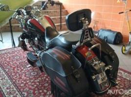 Harley-Davidson FLHR, Cruiser/Touring | 4
