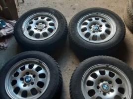 BMW Style 46 lengvojo lydinio ratlankiai | 0