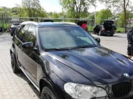 BMW X5, 3.0 l., visureigis | 1