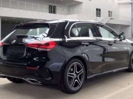Mercedes-Benz A180, 1.8 l., sedanas | 2