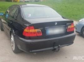 BMW 3 serija, 2.0 l., sedanas   1