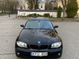BMW 118, 2.0 l., hečbekas | 0