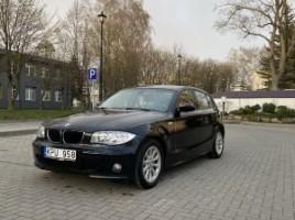 BMW 118, 2.0 l., hečbekas | 1