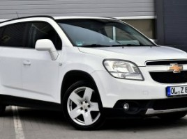 Chevrolet Orlando, 2.0 l., vienatūris | 3