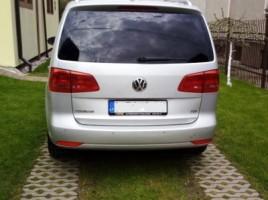 Volkswagen Touran, 1.6 l., vienatūris | 2